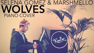 Download Lagu Selena Gomez & Marshmello - Wolves (Piano Cover +SHEETS) Gratis STAFABAND