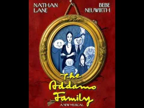 Addams Family - Crazier Than You (w/ lyrics)