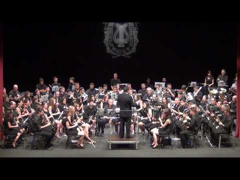 Amparito Roca, pasodoble de Jaime Texidor - Banda Simfònica d'Algemesí