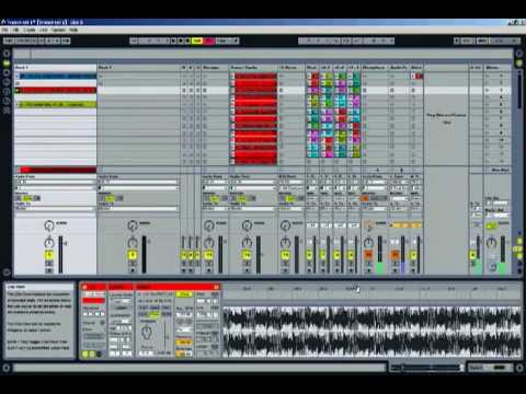 Ableton tutorial: Warping a track - without listening