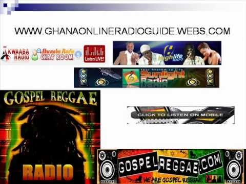 How To Use The Ghana Online Radio Guide: Schedules and Programs