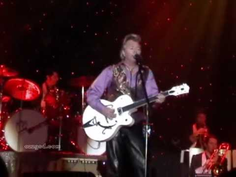 Brian Setzer - Sexy and 17 - December 16, 2009