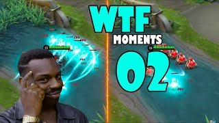 Funny Mobile Legends | WTF Moments Part 02