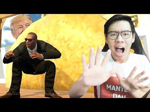 SUSAH BANGET DAH JAGA PRESIDEN INI - Mr President #3