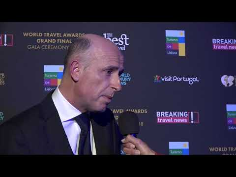 Henri Poudensan, regional director of marketing, Four Seasons Hotels & Resorts