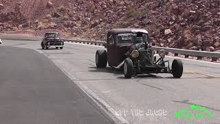 1st Hoover Dam Car Cruise - BoneShakers CC