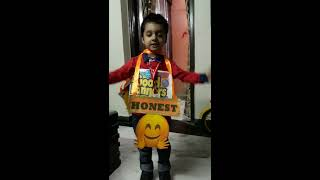 School Recitation about Good Manners by Vivaan