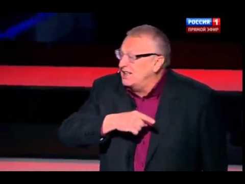 Жириновский. Новый анекдот про Штирлица! Новости сегодня онлайн.