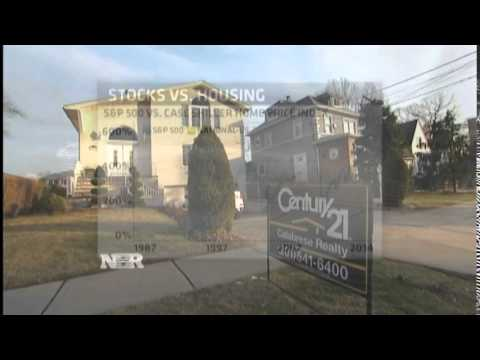 Nightly Business Report: Better buy: stocks or a house?
