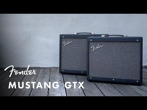 Introducing the Mustang GTX Series | Fender Amplifiers | Fender