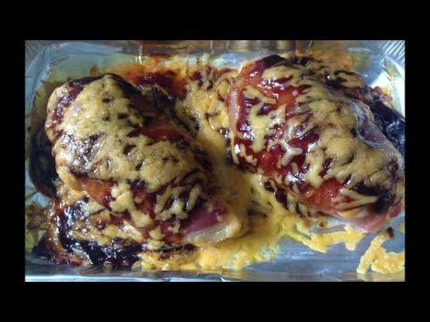 Простой рецепт Куриная грудка по охотничьи