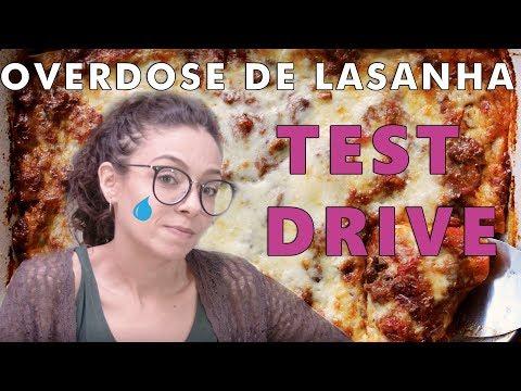 7 dias comendo APENAS a comida favorita - TEST DRIVE