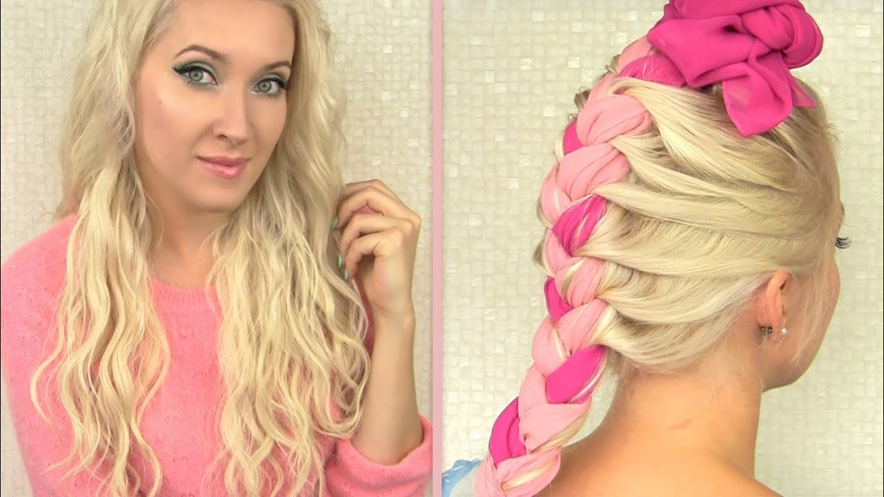 Beach waves overnight How to curl your hair without heat - Easy Heatless Hairstyles