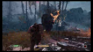 :v jugando god of war 4