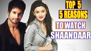 5 Reasons To Watch Shaandaar