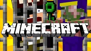 VIDA NA PRISÃO! - Minecraft #1