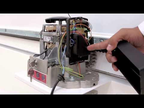 Garen - Treinamento de instalação da fotocélula