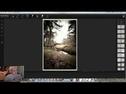 Great Photo: Photo editing software; Introduction