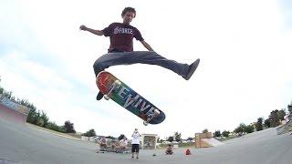 55 INCREDIBLE SKATEBOARDING TRICKS | JONNY GIGER