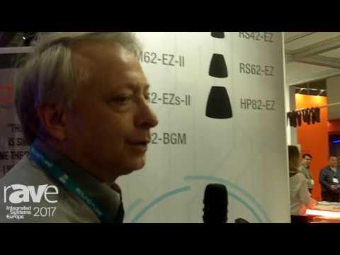 ISE 2017: SoundTube Highlights Dante IP Speakers