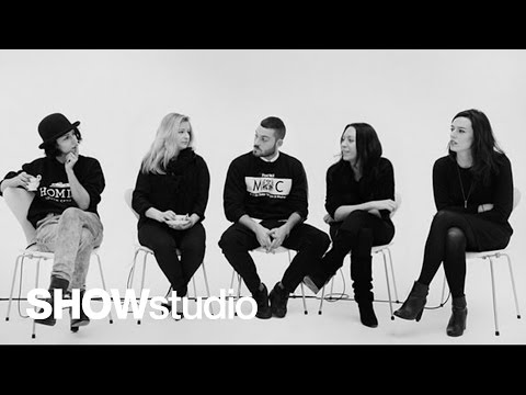 SHOWstudio: Proenza Schouler - Womenswear Autumn/Winter 2013 Panel Discussion