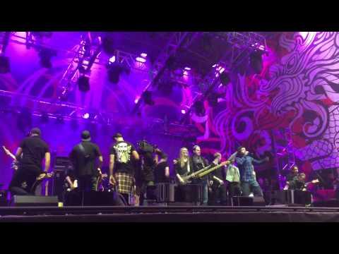 Przystanek Woodstock 2015 - Mój Dom - Kuba Płucisz i Przyjaciele ( w tym Igor i Rubens z LemON)