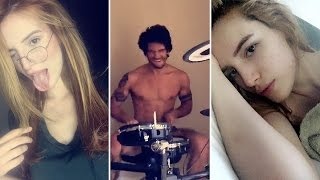 Bella Thorne | Snapchat Videos | September 28th 2016 | ft Tyler Posey