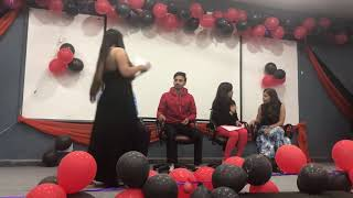 Funny Skit On College Life | MCA Students |Jammu University | Fresher cum Farewell Party 2k17