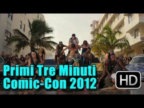 Step Up 4 Revolution 3d Comic-con 2012 video