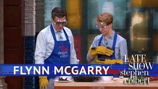 Flynn McGarry And Stephen Make Beets