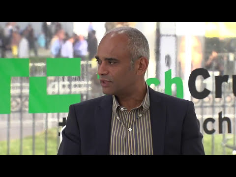 Aereo Online TV, Chet Kanojia Interview | TechCrunch At CES 2013