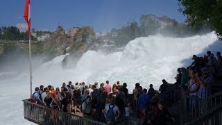Biggest Waterfall in Europe!! Must see!!