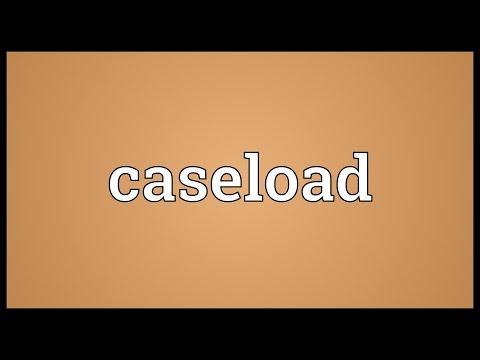 Header of caseload