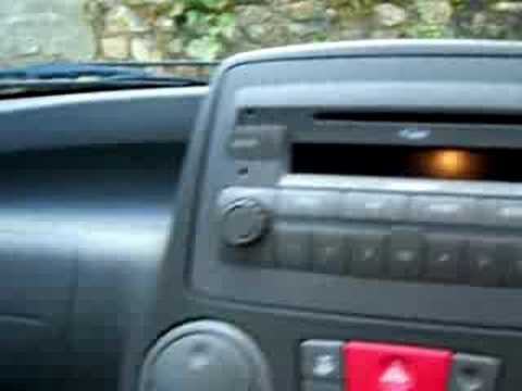 Fiat Panda - Interior features