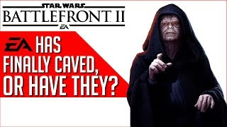 EA Temporarily Removes Microtransactions, But Don't Be Fooled! More Jedi Mind Tricks