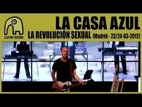 LA CASA AZUL - La Revolución Sexual [Live Madrid, Ocho y Medio Club, 23-24 March 2012] 24/25