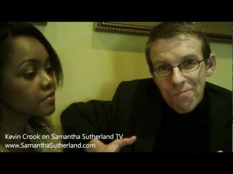 Samantha Sutherland TV - Kevin Crook.. How To Get Clients For Your Business