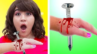 9 BEST GIRL DIY PRANKS AND FUNNY REMEDIES LIFE HACKS THAT WORKS