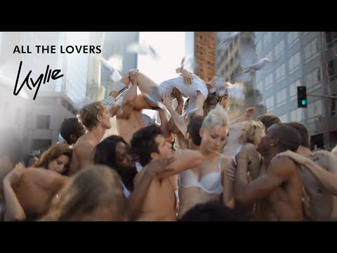 Music video by Kylie Minogue performing All The Lovers. Taken from the album 'Aphrodite' Buy Kylie's greatest hits on iTunes here: http://smarturl.it/kyliemusicitunes Listen to this track...