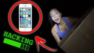 Game Master Hacks iPhone ! In Our House w/ TOP SECRET Mystery Box