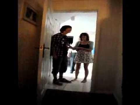 Sam's 18th Bd Movie.wmv video