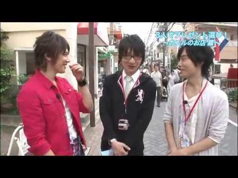 [Seiyuu Event] Shopping Boys - Pt. 1