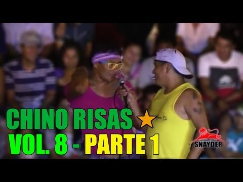CÓMICOS AMBULANTES 2014 | CHINO RISAS VOL 8 (PARTE 1 DE 4)