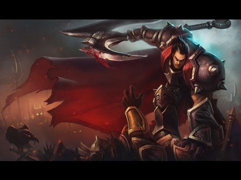 League of Legends - Platinum Darius
