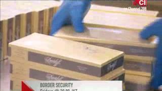 TV Trailer Border Security