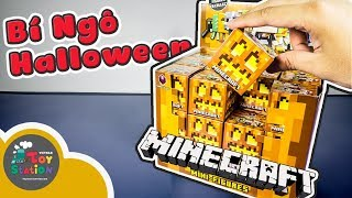 Bí ẩn bên trong Bí Ngô Minecraft Halloween ToyStation 282