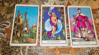 DAILY TAROT FEBRUARY 21, 2017