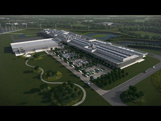 Facebook's largest Data Center you never seen