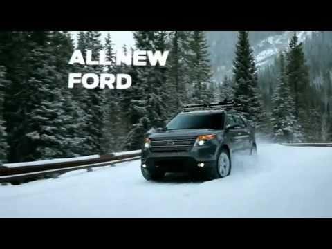 2011 Ford Explorer, реклама