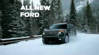 2011 Ford Explorer National TV Commercial: Go. Do.